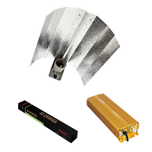 Omega 1000w Digital Light Kit