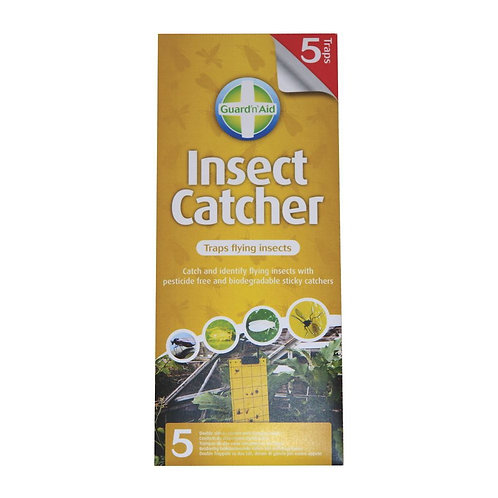1 Pack Guard Aid Insect Catcher (five sheets)