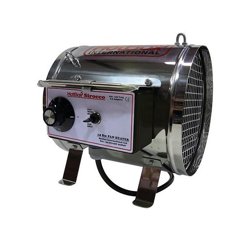 Hotbox Sirocco 1.8kw Heater