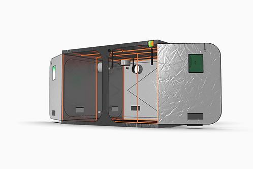 Green Qube: GQ300 – 300cm x 300cm x 200cm