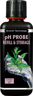 Growth Technology - pH Probe Refill & Storage Solution - 300ml