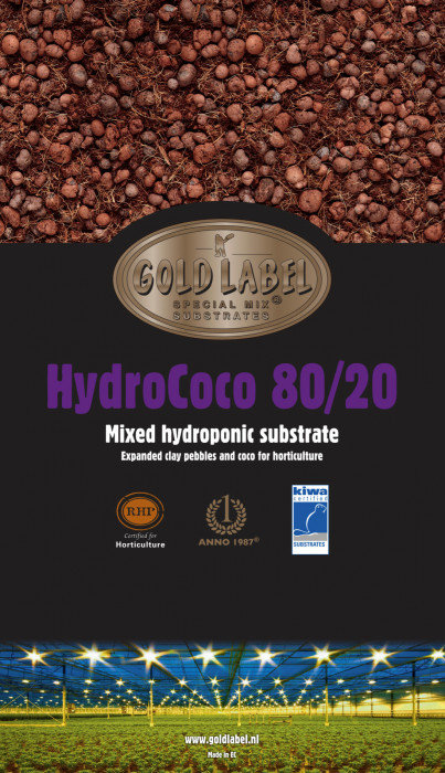 Gold Label -  HydroCoco 80/20 - 45L