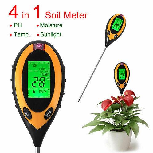 4 in 1 PH Soil Meter