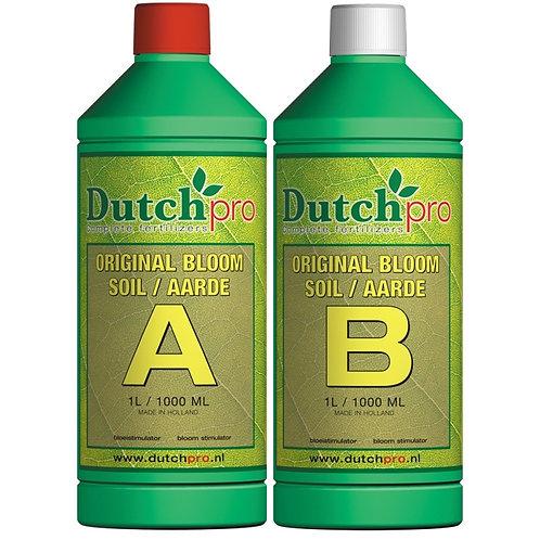 Dutch Pro - Soil Bloom A+B