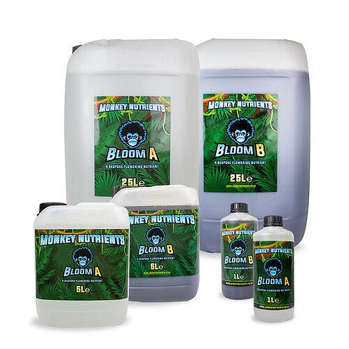 Monkey Nutrients - Bloom AB