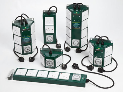 Green Power Contactors Eco-Switch w/Grasslin Timer