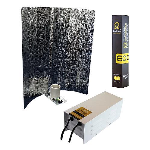 Omega 600w Magnetic Digital Light Kit