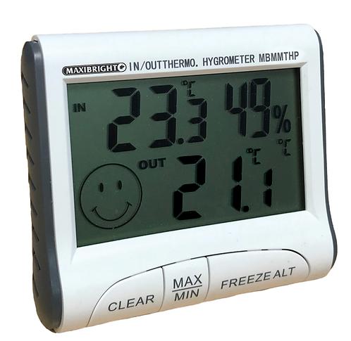 Maxibright Mini Min/Max Hygrometer