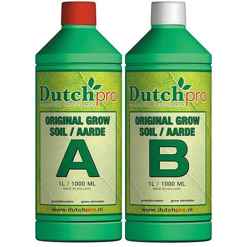 Dutch Pro - Soil Grow A+B