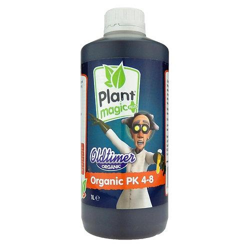 Plant Magic OldTime Organic PK 4-8