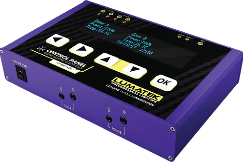 Lumatek Control Panel PLUS (HID+LED)