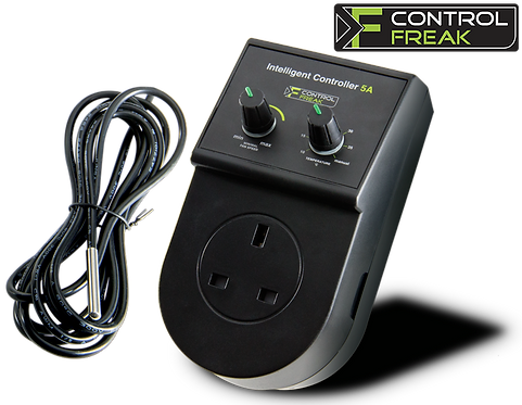5A Control Freak Fan Intelligent Controller with NTC Probe