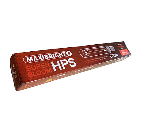 600w Super HPS Lamp (Maxibright)