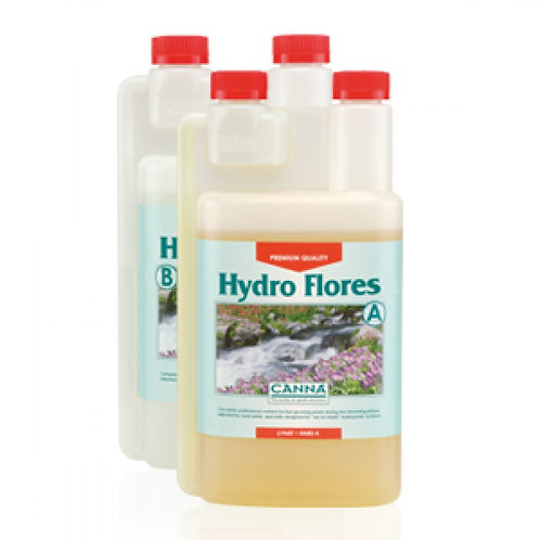 Canna - Hydro Flores (soft Water)