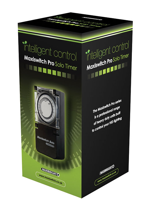 Maxibright Heavy Duty Timer