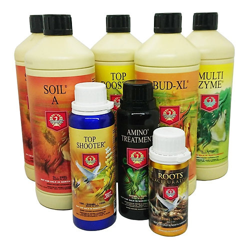 House & Garden - Soil Starter Kit