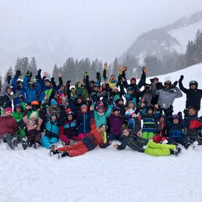 Skilager Adelboden 2019