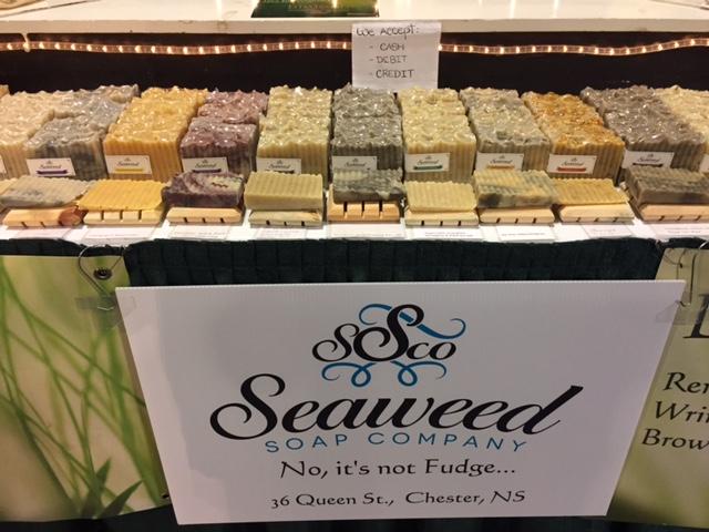 Seaweed Soaps