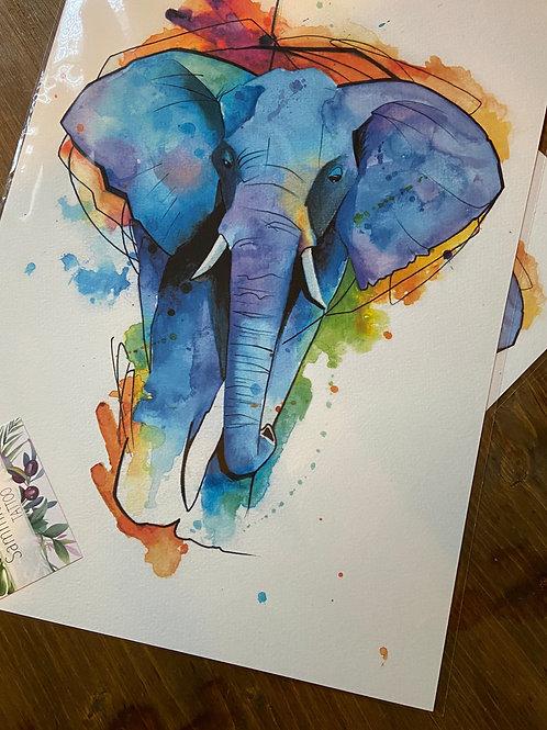 A3 Elephant