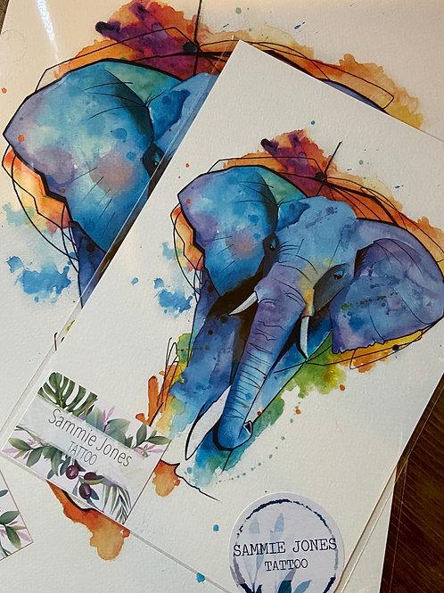 A4 Elephant