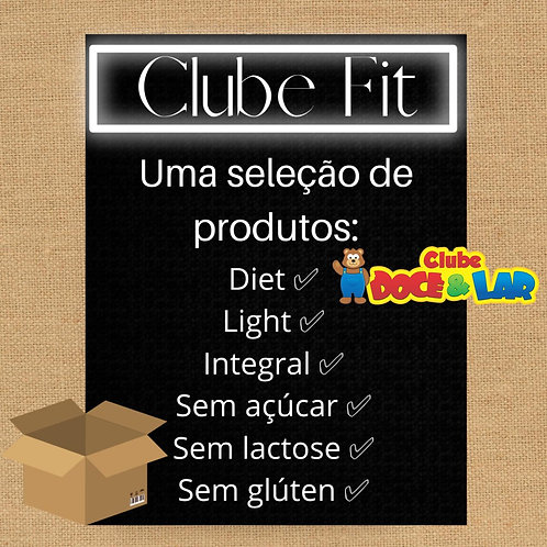 Plano Clube Fit Trimestral 85,00 p/mês