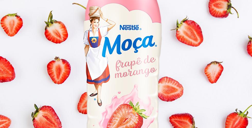 Frapê de Morango 190 ml Nestlé