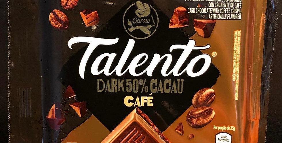 Talento Dark 50% Cacau Café
