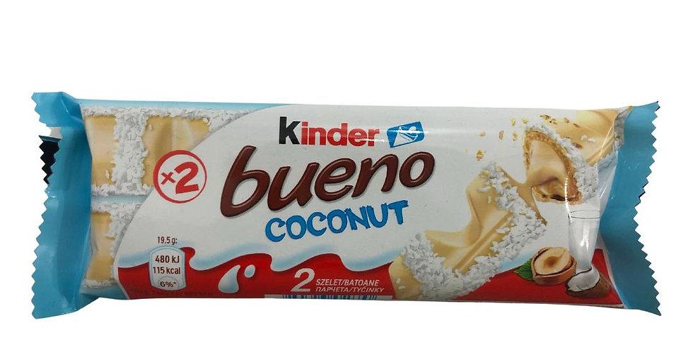 Kinder Bueno COCONUT 39g