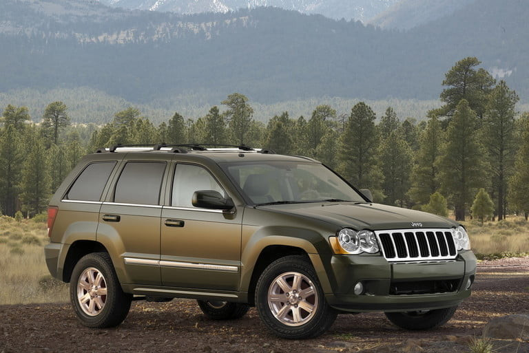 2010 Jeep Grand Cherokee | The best used SUV