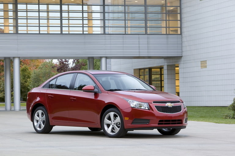 2014 Chevrolet Cruze turbo diesel | The best used fuel-efficient used car