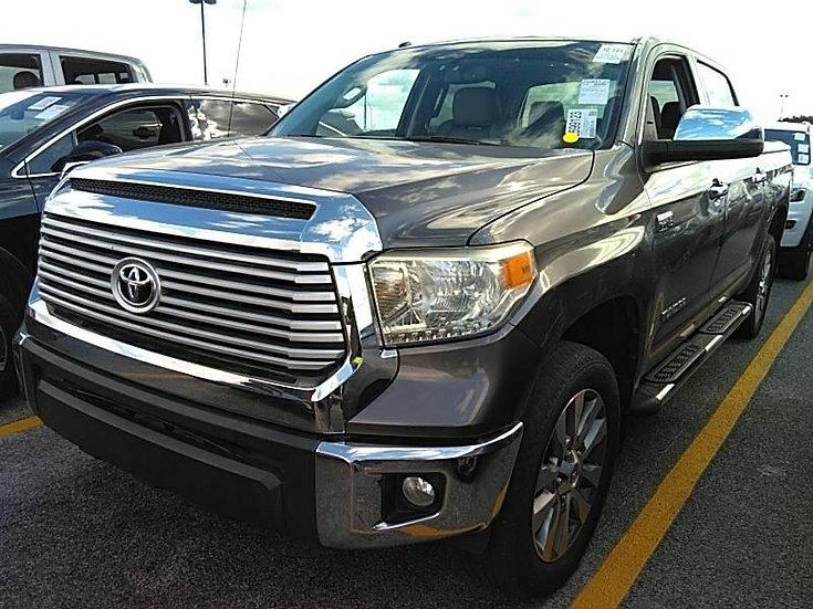 LOT - 375596 - 2014 Toyota Tundra CR Limited