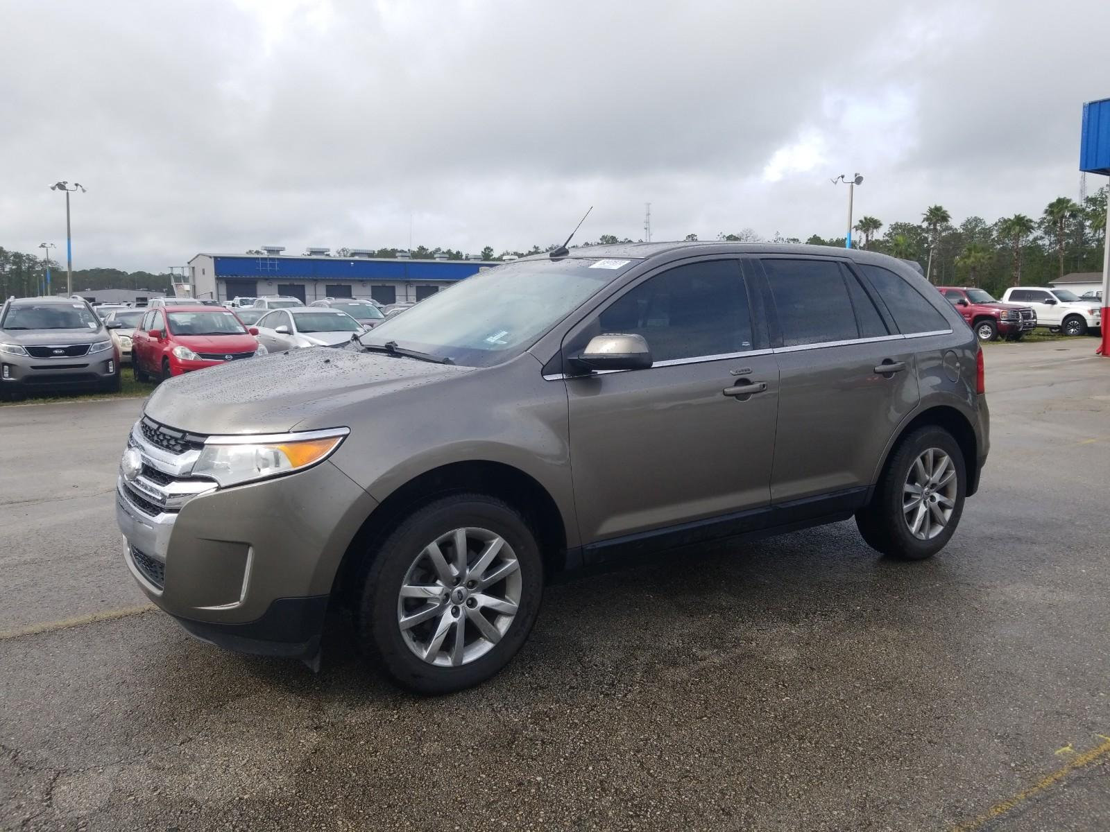 2012 Ford EDGE FWD V6 LIMITED