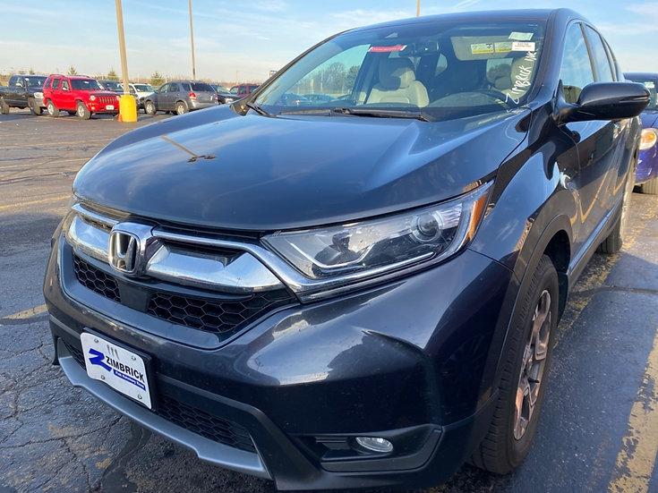 LOT - 085714 - 2018 Honda CR-V EX-L