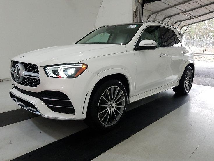 LOT - 315377 - 2021 Mercedes-Benz GLE