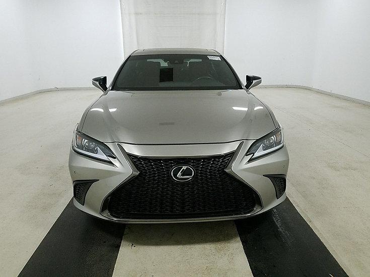 Lot - 062620 -2020 Lexus ES 350 FSPORT