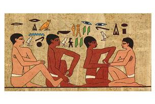 Réflexologie Egypte