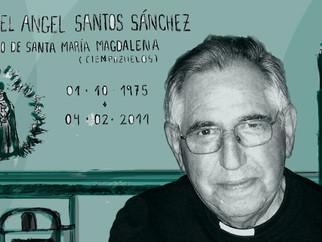 Homenaje a Don Migule Ángel