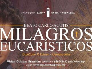 ExpoCarlo - Milagros Eucarísticos