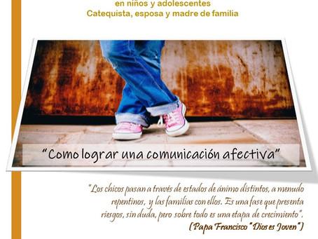 Encuentro: cómo lograr una comunicación afectiva
