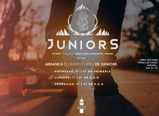 Juniors 2018-2019