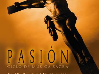 Ciclo de música sacra. Pasión
