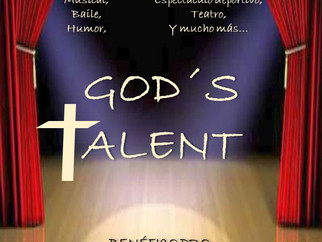 God´s Talent 2018