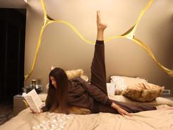 Anshuka Yoga x Michael Kors