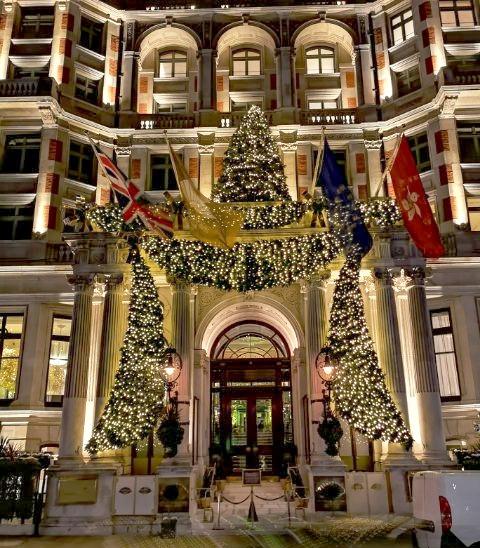 Mandarin Hotel, Knightsbridge