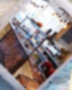 metal work, East London metalwork, metalwork Can of Gas, welding, metal fabrication, London metal workshop, creative welding, sculpture