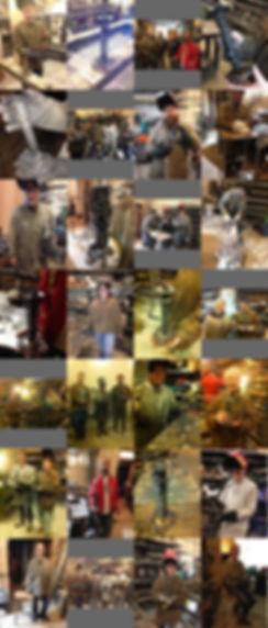 metalwork East London, Welding, bespoke metalwork, welding classes, happy welders