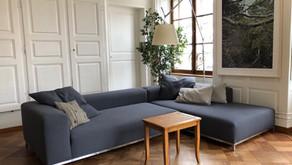 Letzte Woche. Lounge Sofa, wie neu.