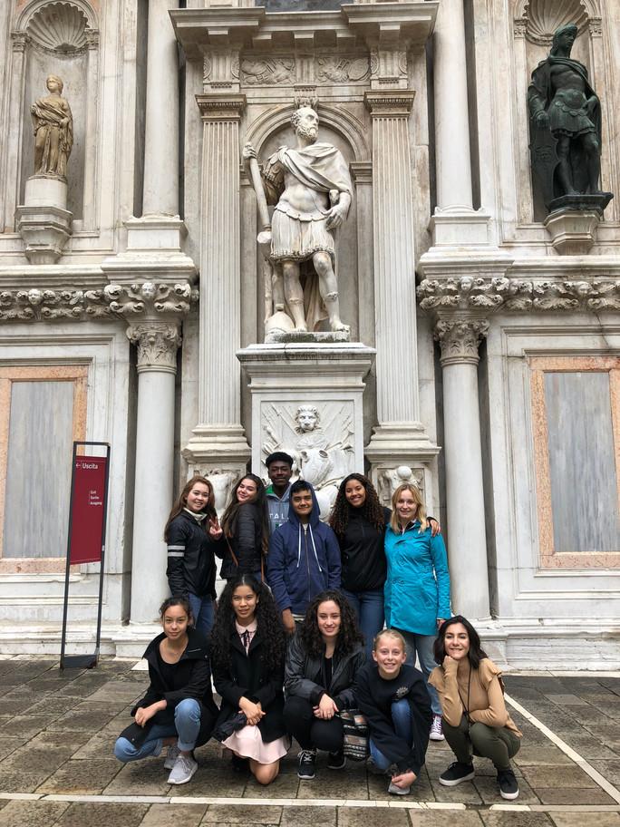 Palazzo Ducale/Murano/Concert!