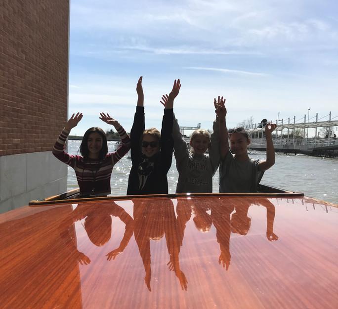 Siamo a Venezia!