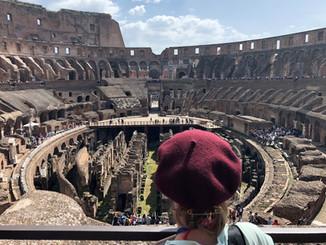 When in Rome. . .